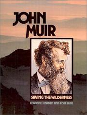Cover of: J. Muir, Saving The Wilderness (Gateway Biographies)