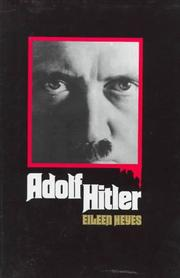 Cover of: Adolf Hitler | Eileen Heyes