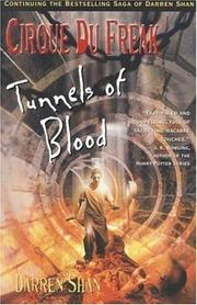 Cover of: Tunnels of blood