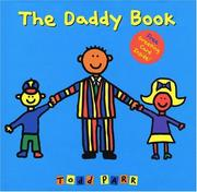 Cover of: The Daddy Book