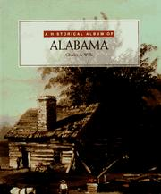 Cover of: A historical album of Alabama