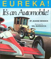 Cover of: Eureka! It'S An Automobile