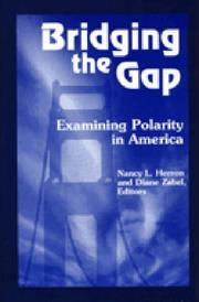Cover of: Bridging the Gap