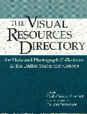 Cover of: Visual Resources Directory
