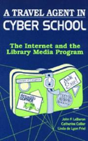 Cover of: A travel agent in cyber school
