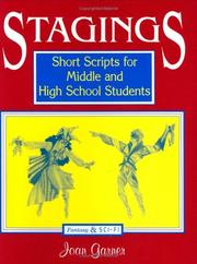 Cover of: Stagings