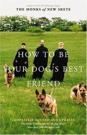 Cover of: How to Be Your Dog's Best Friend