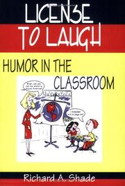Cover of: License to laugh