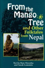 Cover of: From the mango tree and other folktales from Nepal