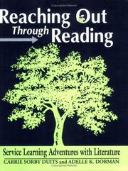 Cover of: Reaching out through reading