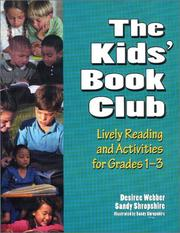 Cover of: The kid's book club