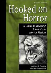 Cover of: Hooked on horror