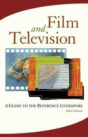 Cover of: Film and television | Mark Emmons