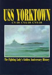 Cover of: U.S.S. Yorktown | St. John, Philip A.