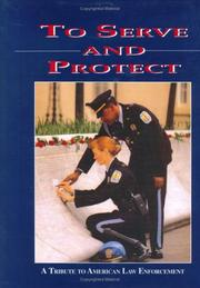 Cover of: To Serve and Protect | Glenn Gamber