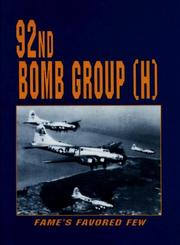 Cover of: 92nd Bomb Group (H) |