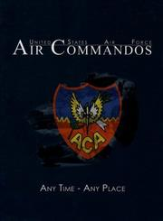 Cover of: United States Air Force Air Commandos. |