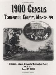 Cover of: Tishomingo County, Ms 1900 Census | Turner Publishing Company