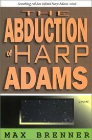 Cover of: The abduction of Harp Adams
