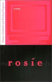 Cover of: Rosie