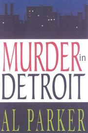 Cover of: Murder in Detroit