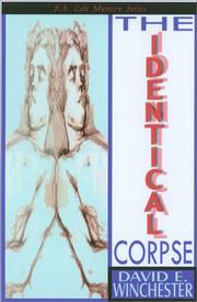 Cover of: The identical corpse