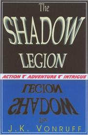 Cover of: The shadow legion