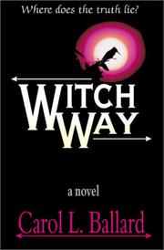 Cover of: Witch Way