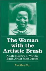 Cover of: The woman with the artistic brush