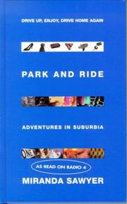 Cover of: Park And Ride