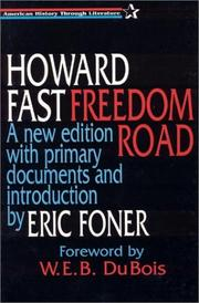 Cover of: Freedom road