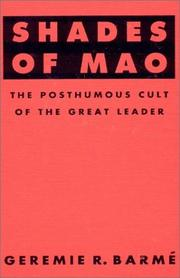 Cover of: Shades of Mao