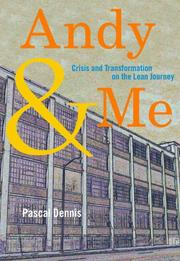 Cover of: Andy & me