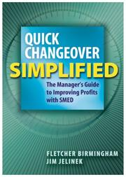 Cover of: Quick Changeover Simplified | Fletcher Birmingham