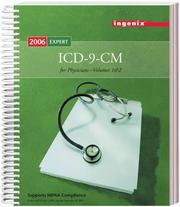 Cover of: ICD-9-CM Expert for Physicians, Volumes 1 & 2-2006 | Ingenix