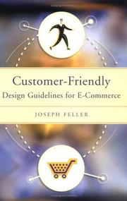 Cover of: Customer-Friendly
