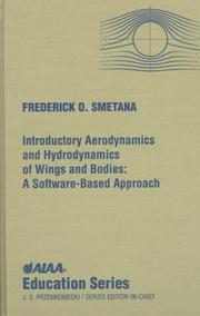 Introductory Aerodynamics and Hydrodynamics of Wings and Bodies