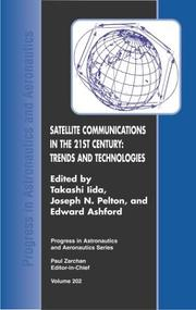 Cover of: Satellite Communications in the 21st Century |