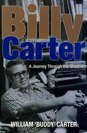 Cover of: Billy Carter