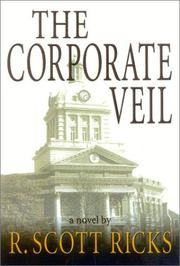 Cover of: The Corporate Veil | R.Scott Ricks
