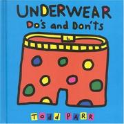 Cover of: Underwear do's and don'ts