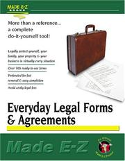 Publisher Made EZ Products Open Library - Ez legal forms