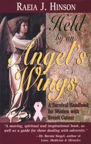 Cover of: Held by an angel's wings
