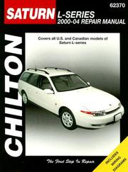 Cover of: SATURN L-SERIES 2000-2004 |