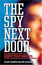 Cover of: The Spy Next Door | Elaine Shannon