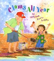 Cover of: Clams all year