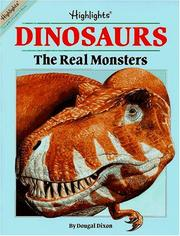 Cover of: Dinosaurs | Dougal Dixon