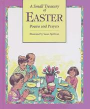 Cover of: small treasury of Easter poems and prayers |