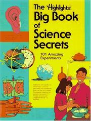 Cover of: The Highlights Big Book of Science Secrets |