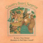 Cover of: Country Bear's Surprise